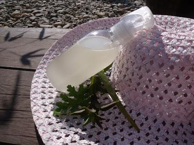 Hydratační ochlazující sprej po opalování – dukatek