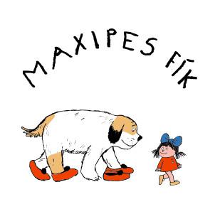 Tričko Maxipes Fík a Ája