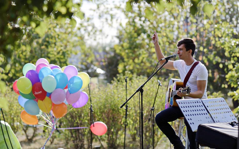 svatební balonky