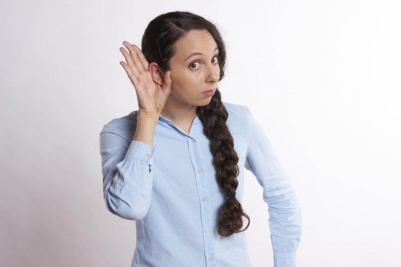 Naslouchátko, nasluchadlo